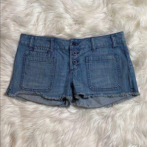 Women's American Eagle Jean Shorts size 6